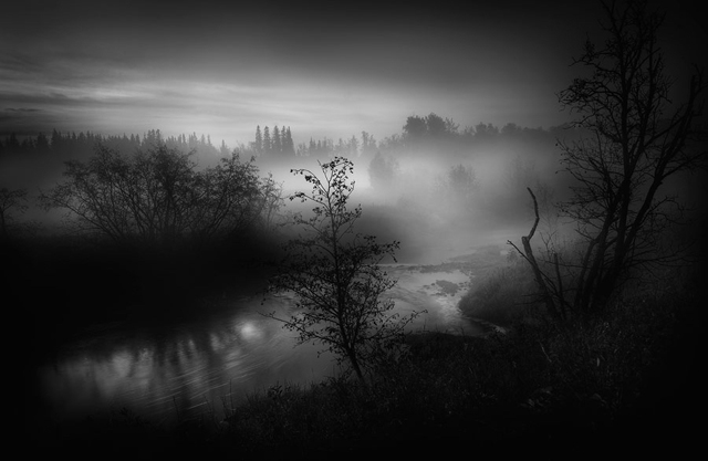 Dan jurak landscape fineart fine art black and white photography