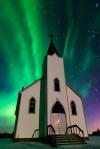 D800E, Nikon, aurora borealis, aurora, northern lights, winter, Alberta, landscape, full moon, Dan Jurak, prairie, rural, Canada,